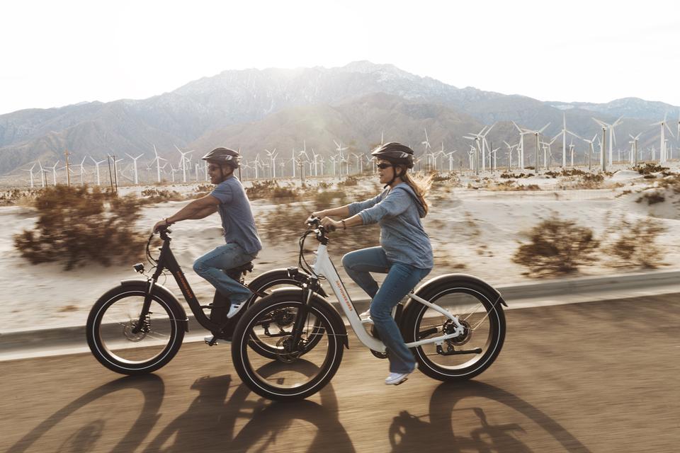 two radrover bikes