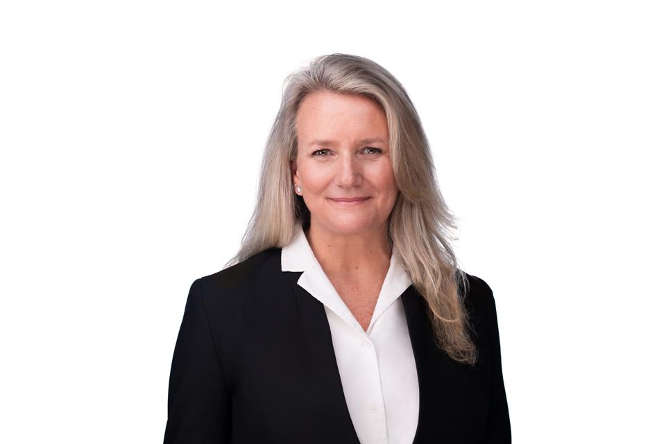 Jacqueline Heard, CEO of Enko Chem, Inc., which just closed a Series B fundraising round.