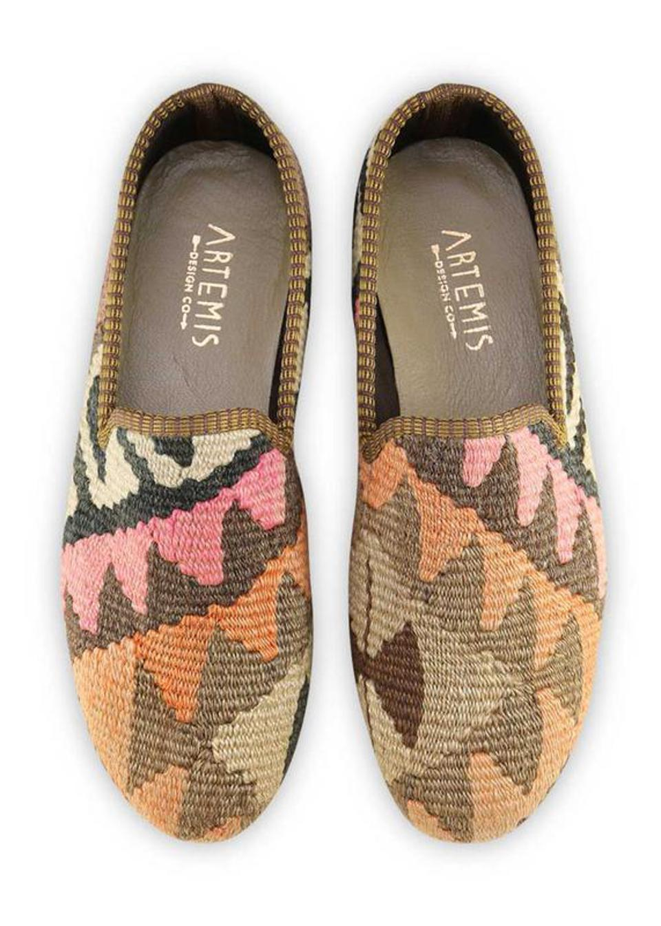 Artemis Design Co. Men's Kilim Loafer