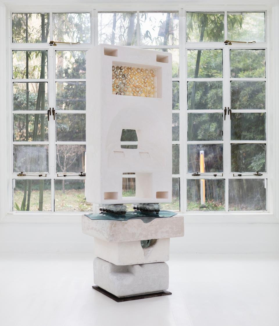 Leelee Chan will explore the theme of ancient materials and their future substitutes for BMW Art Journey