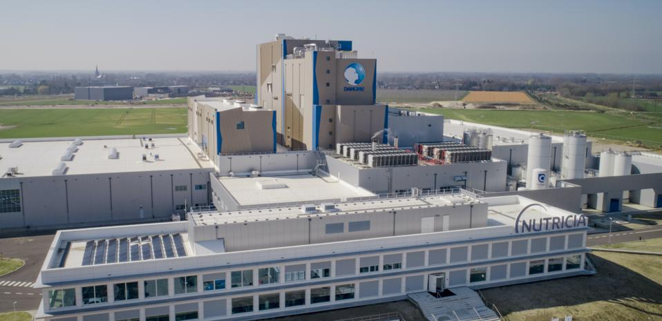 Danone becomes first large public Entreprise à Mission company,