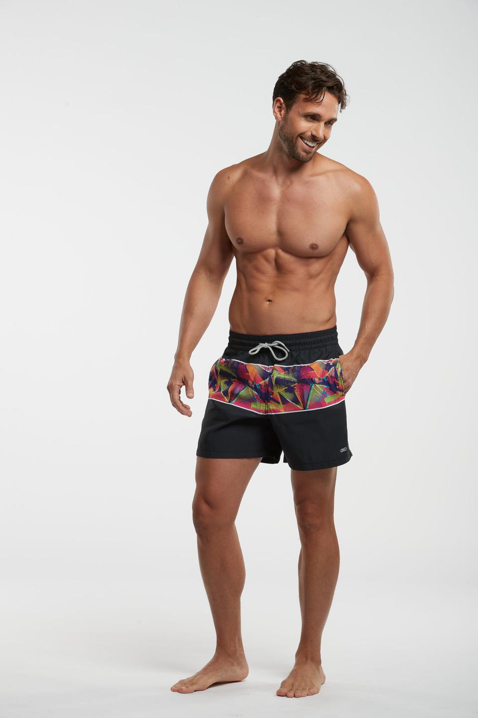 Taking a cue from the coolest men's runway shows for Spring Summer 2020, the Neo Swim trunk from Le Club plays with vibrant neon colors, making sure you stand out from the rest of the crowd.