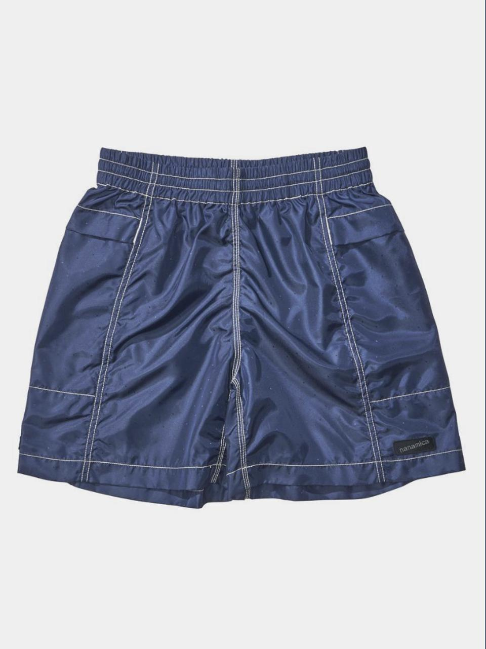 Nanamica:  Deck Short at 180thestore.com