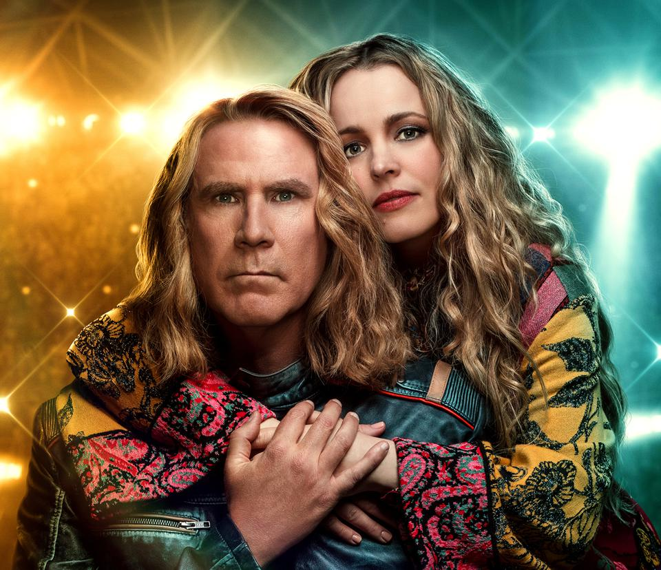 Will Ferrell and Rachel McAdams 'Eurovision Song Contest: The Story of Fire Saga'.