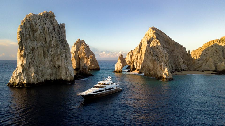 Northern Dream yacht in Cabo San Lucas