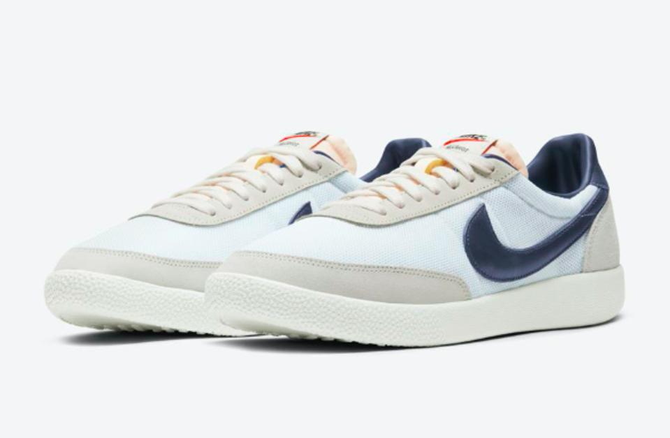 Nike white sneaker Killshot