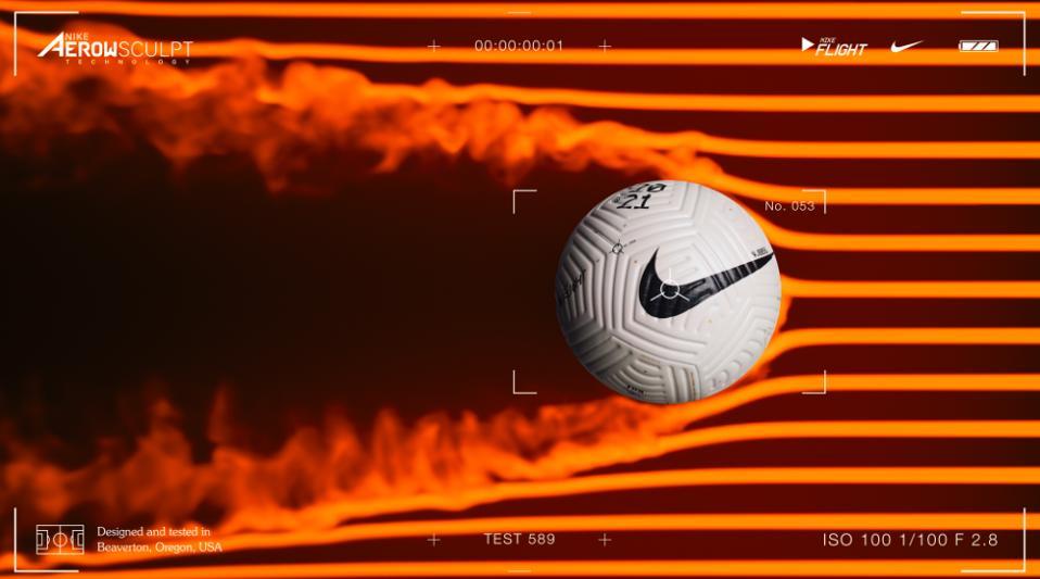 Nike Fußball Flugball