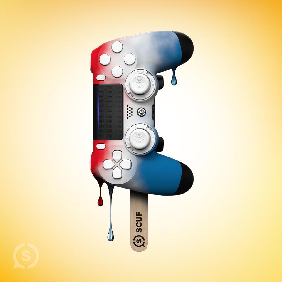 SCUF 4PS Pro Rocket Popsicle