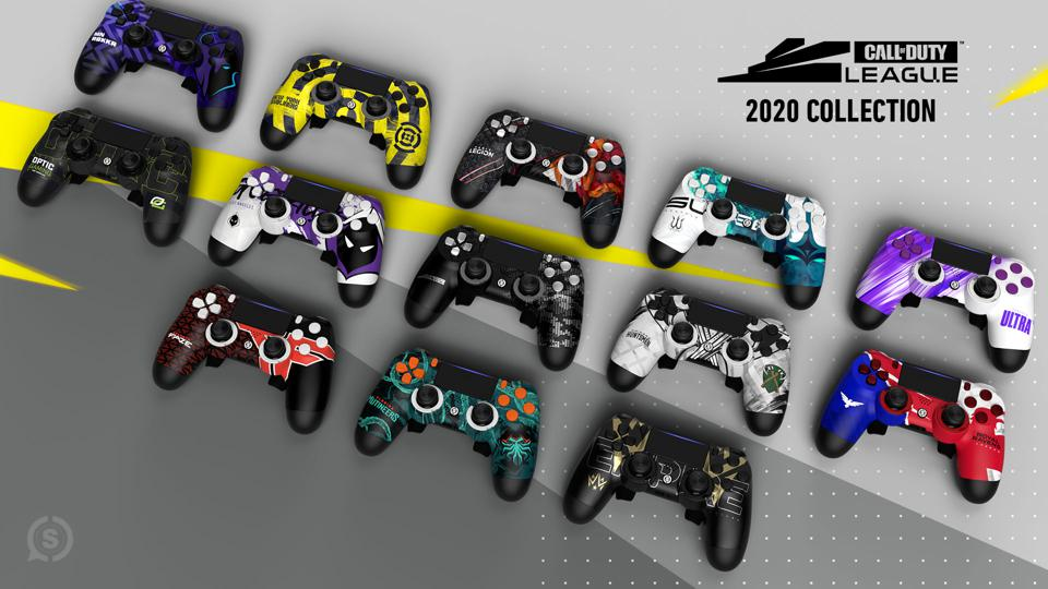 SCUF CDL Collection