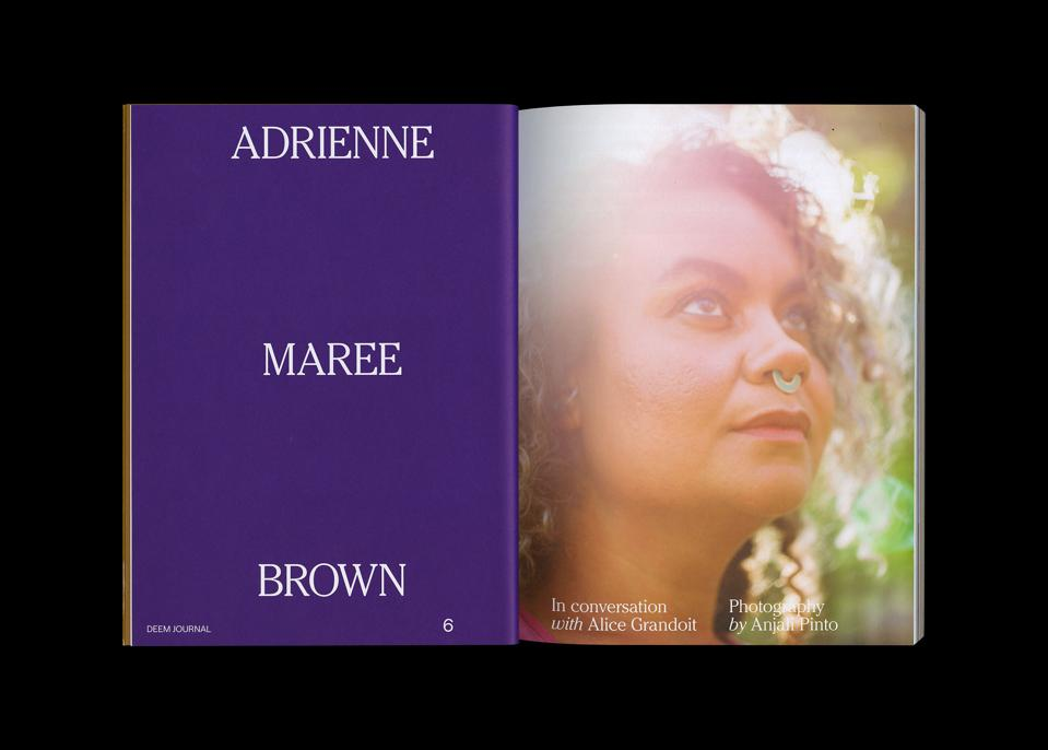 Adrienne Marie Brown