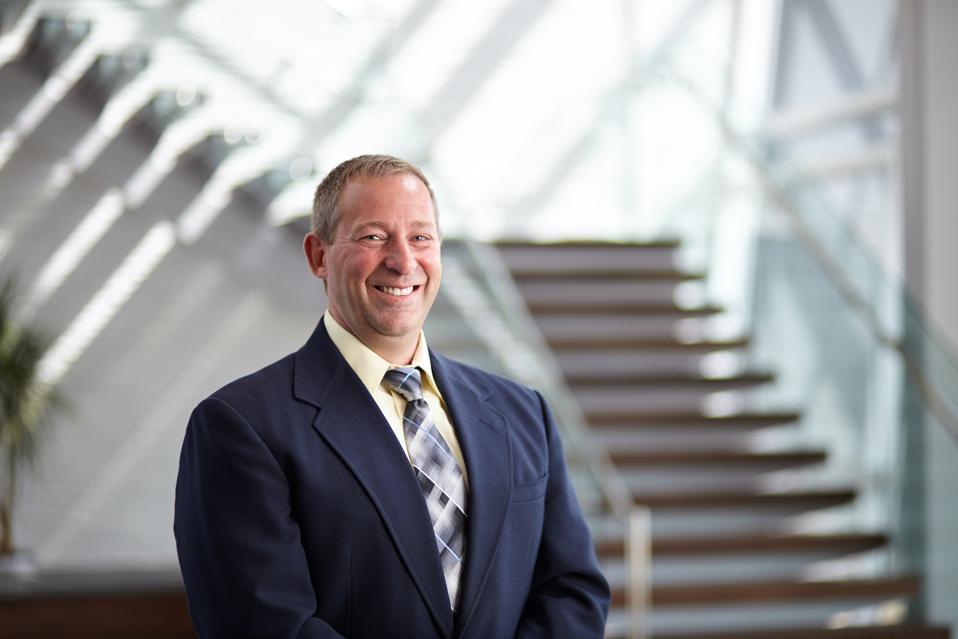 Tim VanGoethem, vice president of Advanced Mobility Solutions at Harman X.
