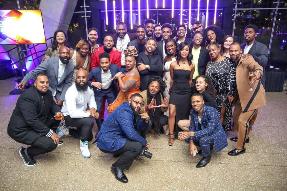 A group of diverse executives