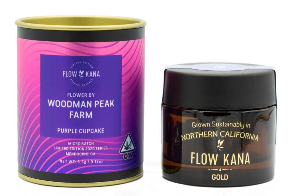Woodman Peak Farm Purple Cupcake Cannabis