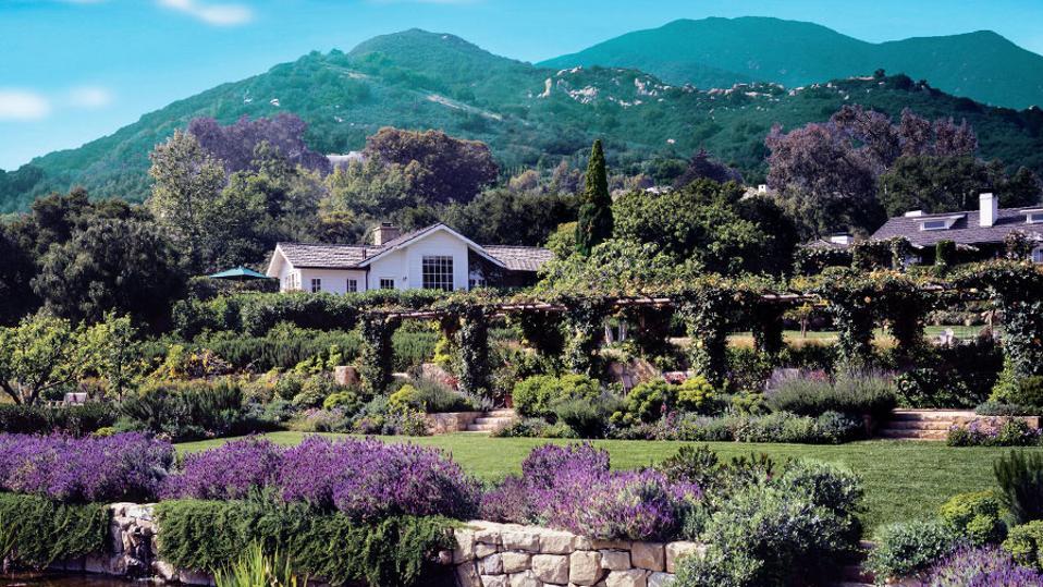 San Ysidro Ranch in Santa Barbara California