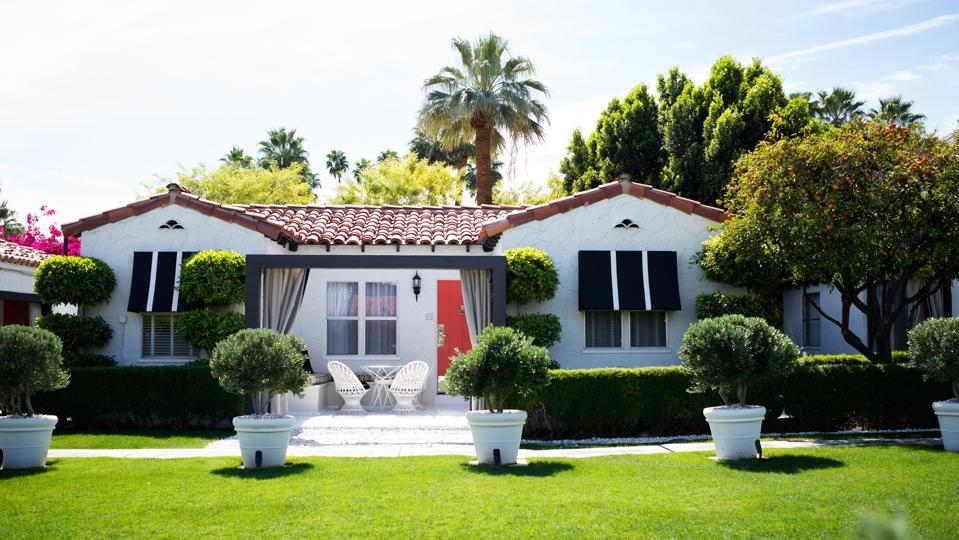 Avalon Hotel in Palm Springs California