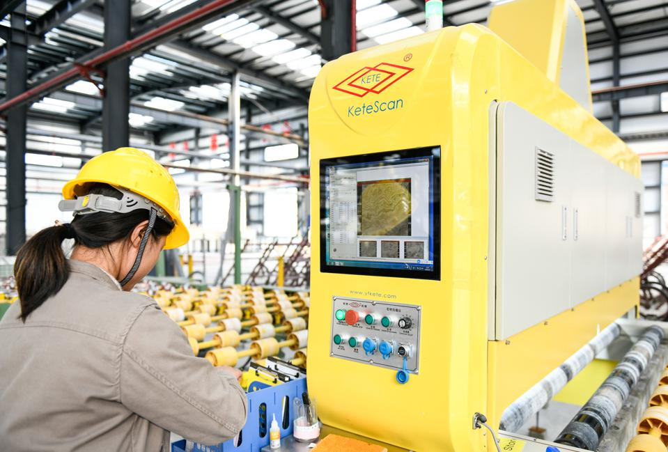 Electric Automation Production Line