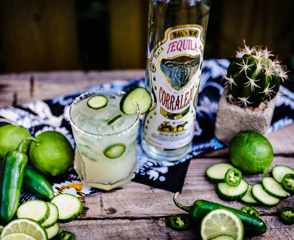 Corralejo Tequila Margarita