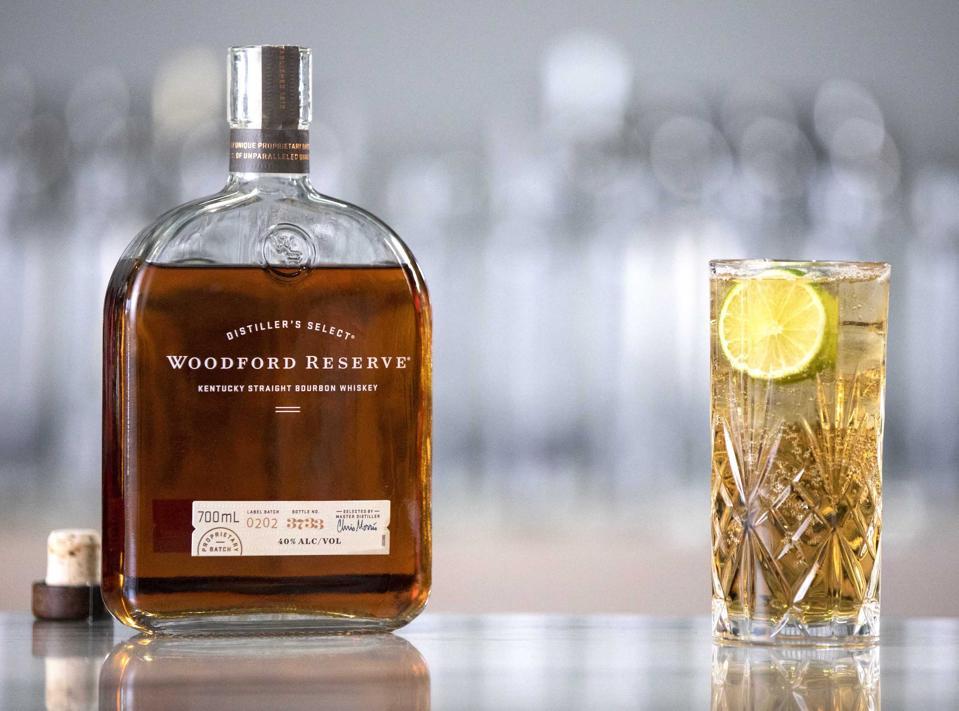 Woodford Reserve Kentucky Bourbon Elizabeth McCall  Woodford Thoroughbred
