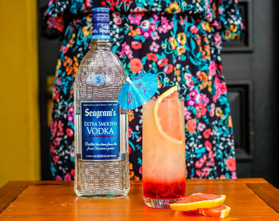 Seagram's Vodka Extra Smooth American Made Vodka
