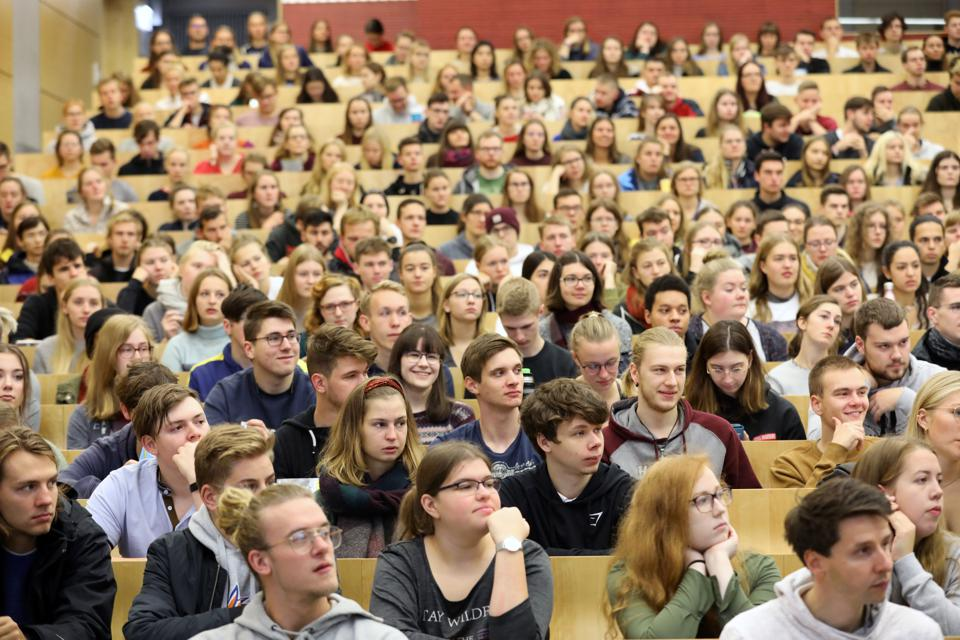Campus Day at the University of Rostock