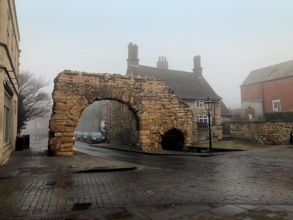 The Newport Arch