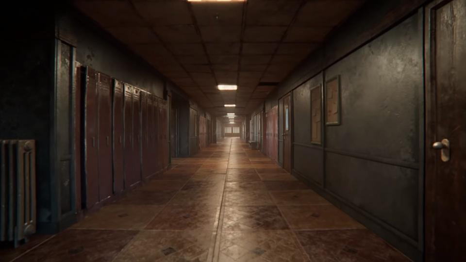 Midwich Elementary School from Dead by Daylight/Silent Hill Crossover