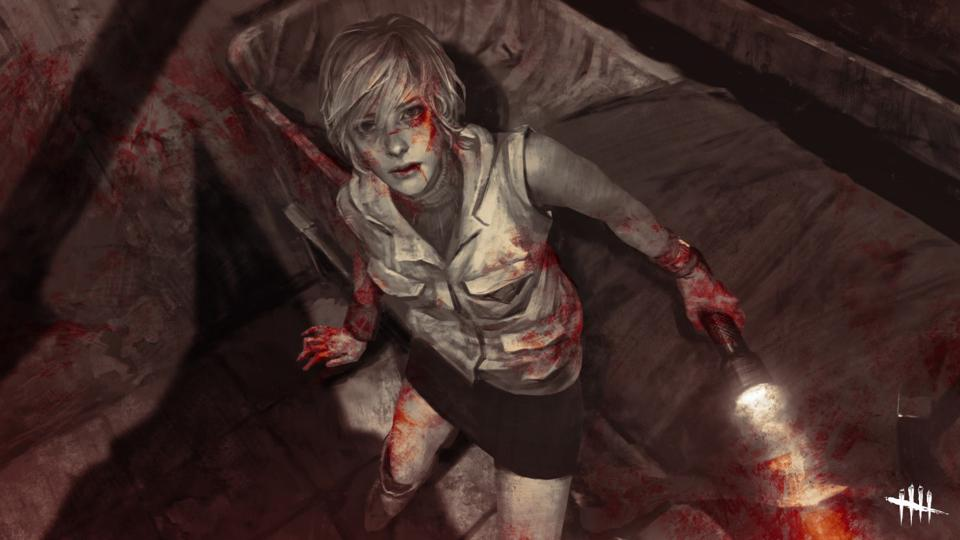 Cheryl Mason, formerly Heather Mason, from Dead by Daylight/Silent Hill Crossover