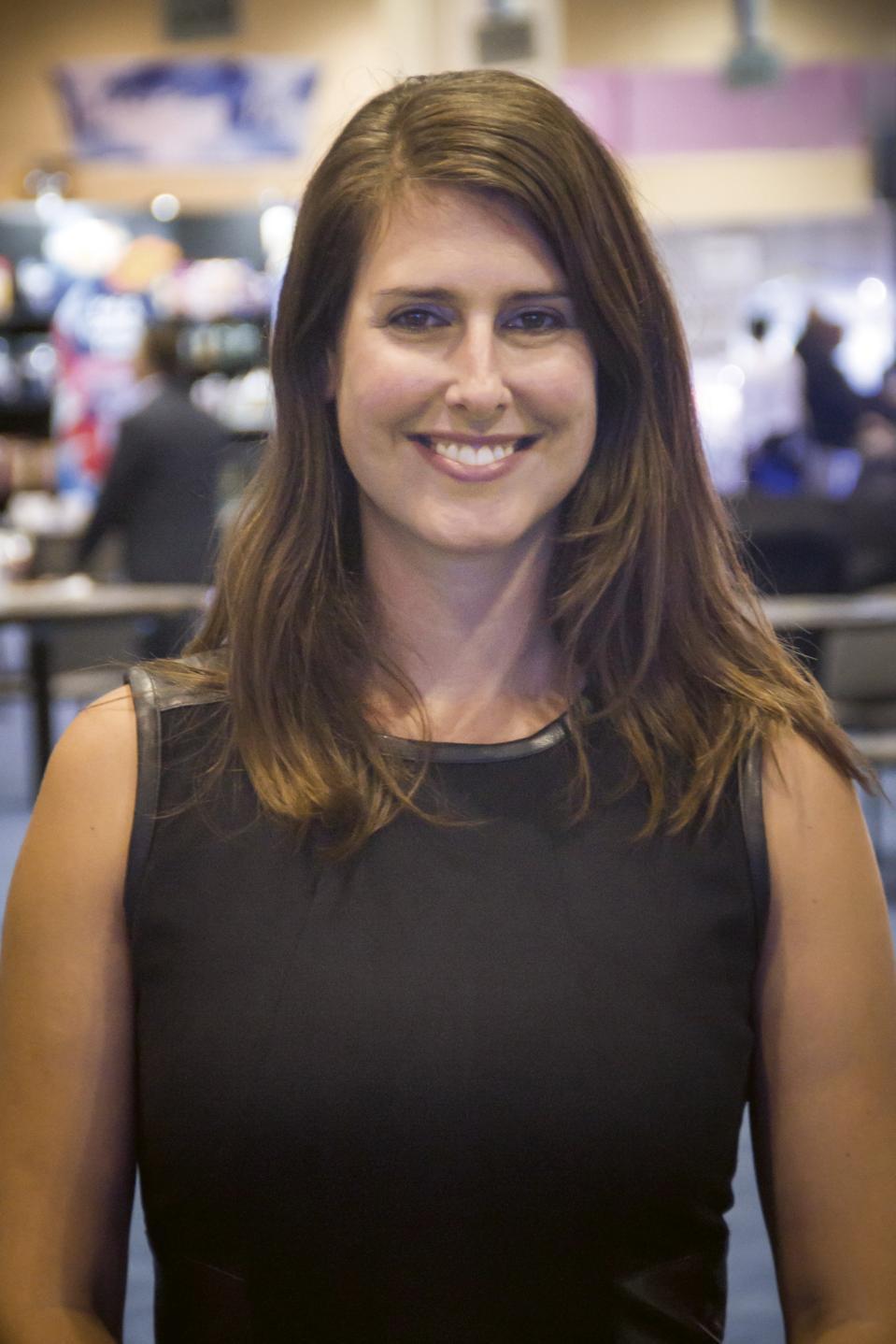 Martha Roesler, Coral Restoration Foundation's Chief Development Officer.
