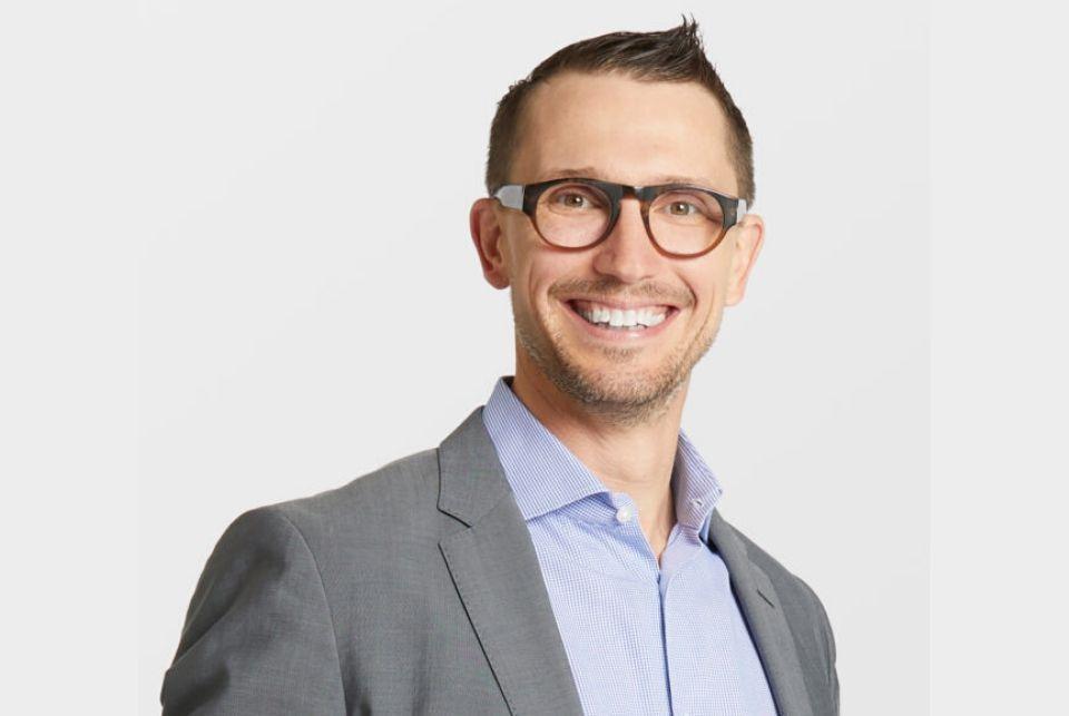 Eric Hobbs, CEO of Berkeley Lights