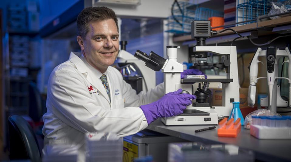 James Crowe, Director of the Vanderbilt Vaccine Center