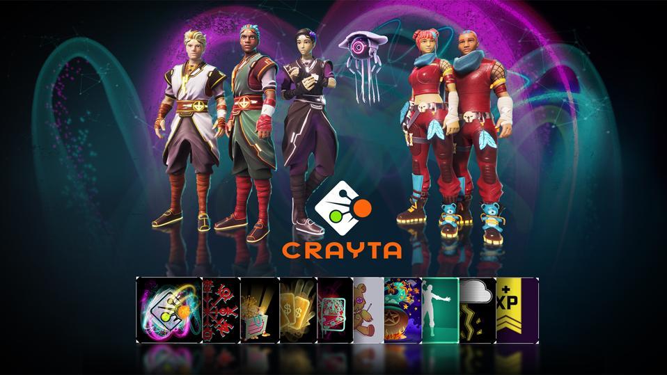 Crayta Deluxe Edition