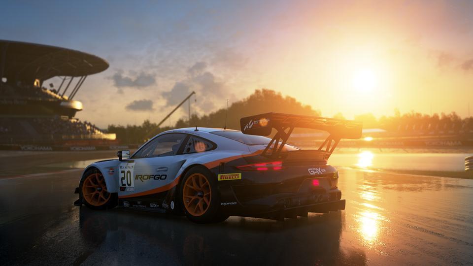 Assetto Corsa Competizione Porsche 911 GT3