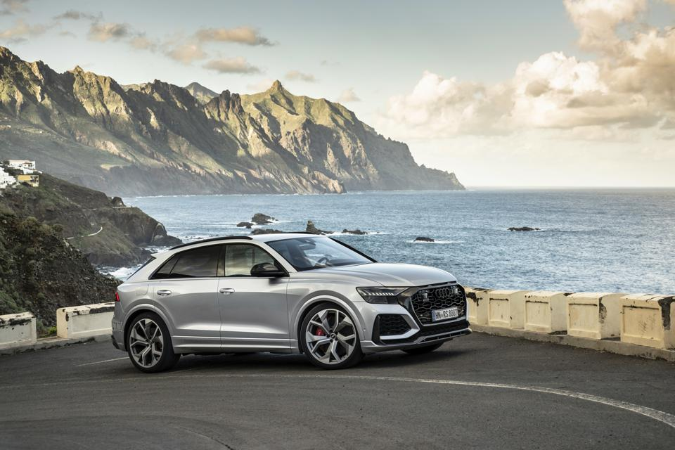 The mild-hybrid Audi Sport RS Q8 is sensationally fast and oddly comfortable.