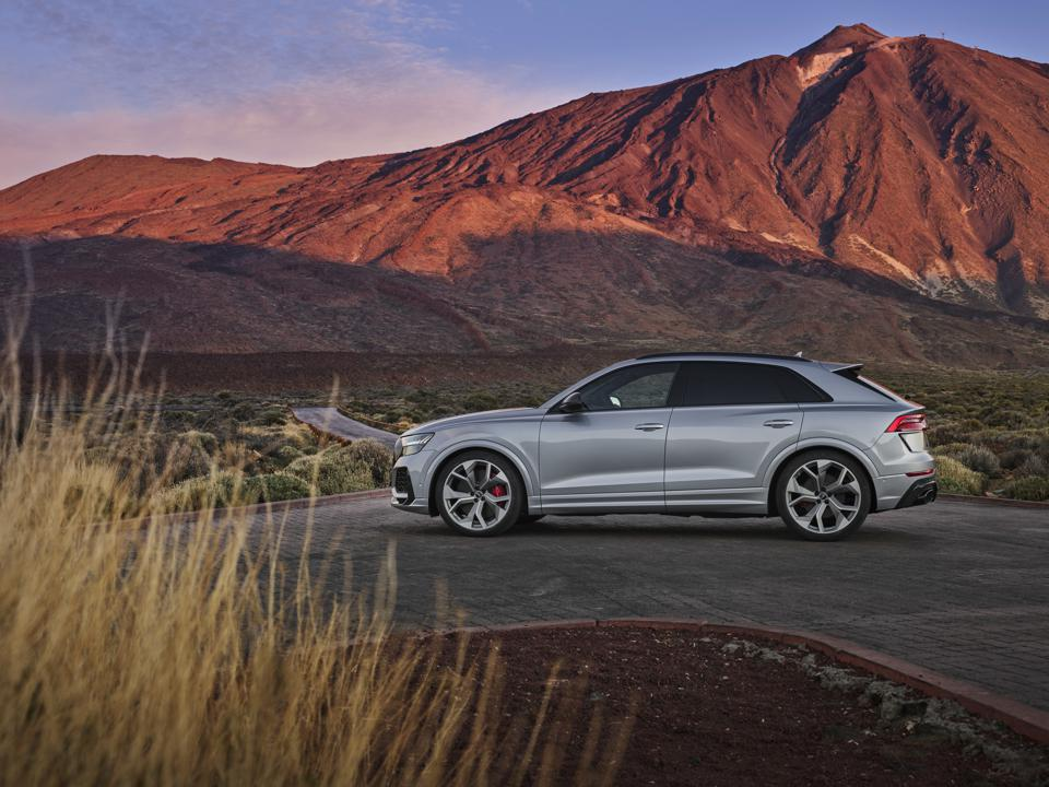 Audi's five-metre, high-performance SUV is the cleanest of its class.