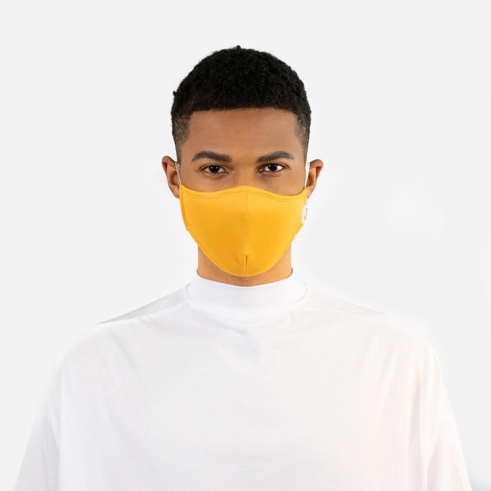 Premium Mask: Fire