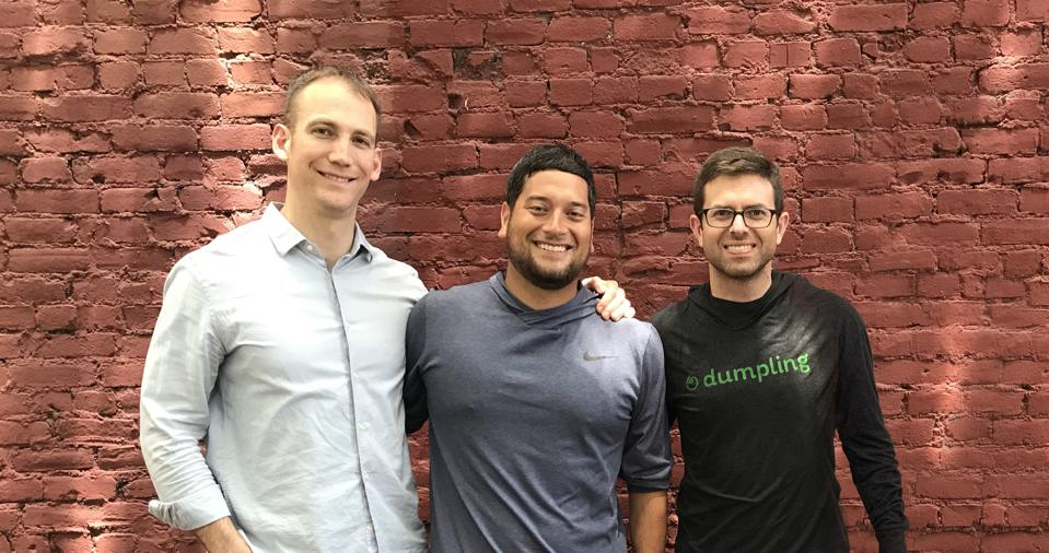 Dumpling founders hope their app can take on rival Instacart