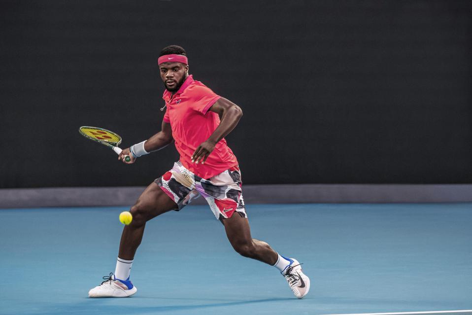 New Nike Tennis Shoe Merges Basketball