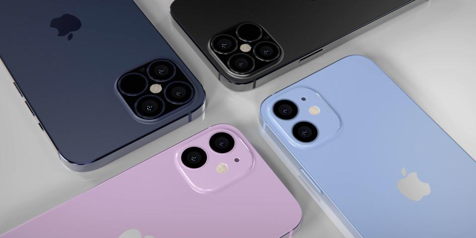 iPhone 12 concept images by Everything Apple Pro
