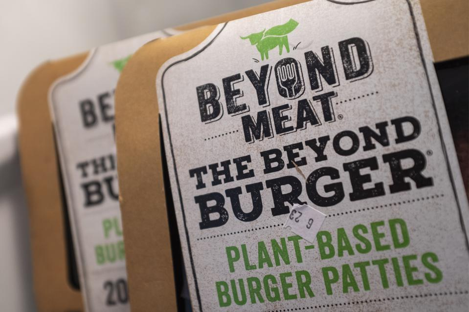 Meatless Burger Maker Beyond Meat's Stock Price Continues It's Skyrocketing Rise Since Its IPO In May