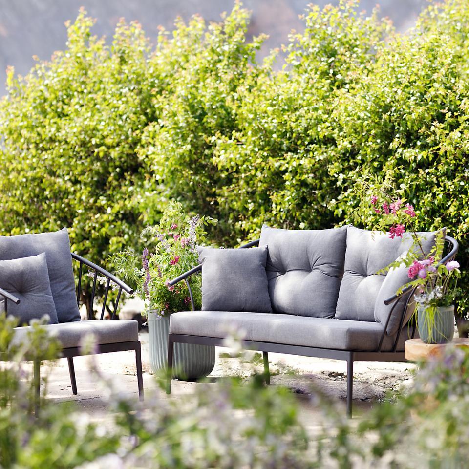 Grayland Garden Two Seat Sofa