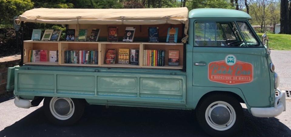 book bus mobile bookstore independent cincinnati bookseller