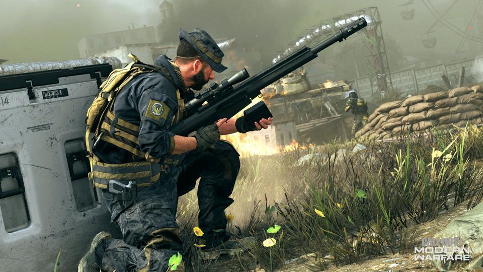 Modern Warfare Warzone Season 4 midseason update