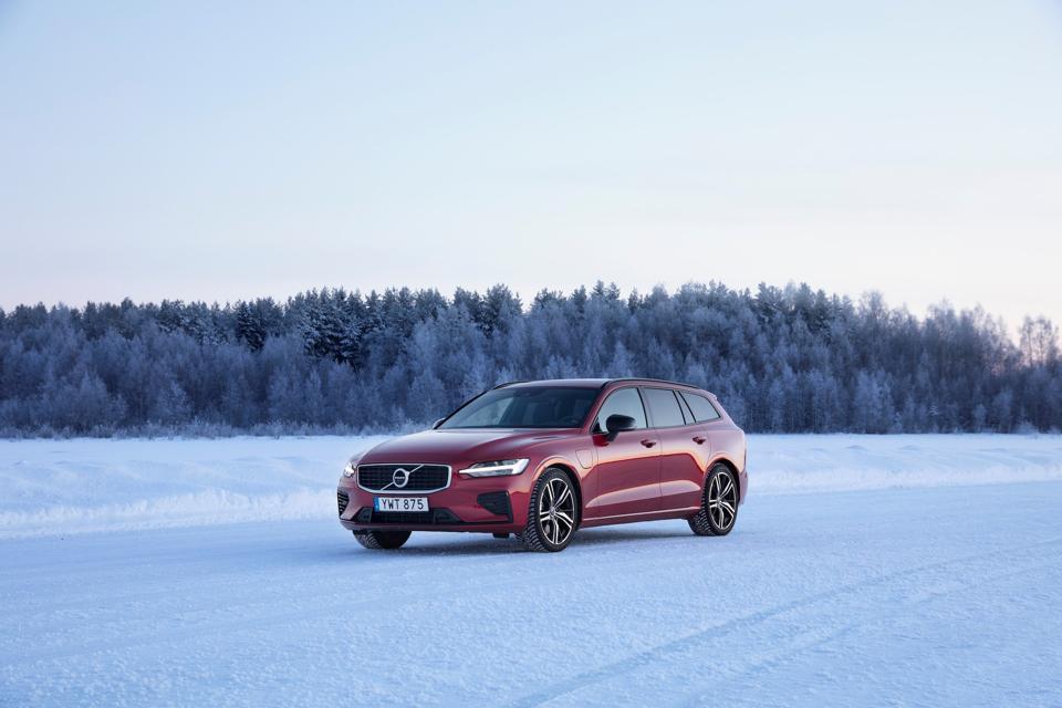 2020 Volvo V60 T8 E-AWD Polestar