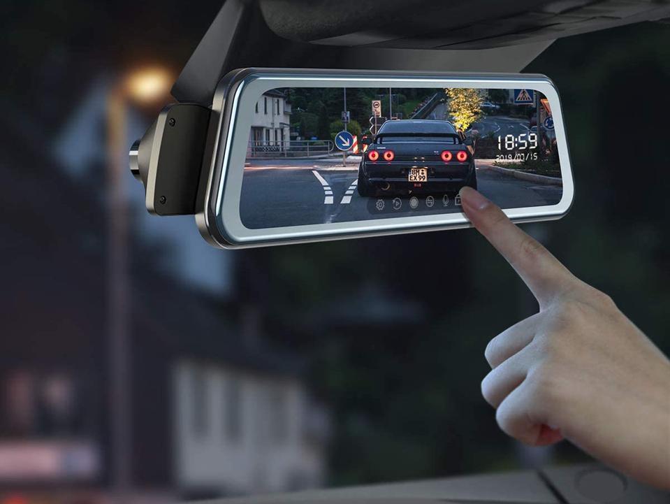 Aukeu DRA3 mirror dash cam