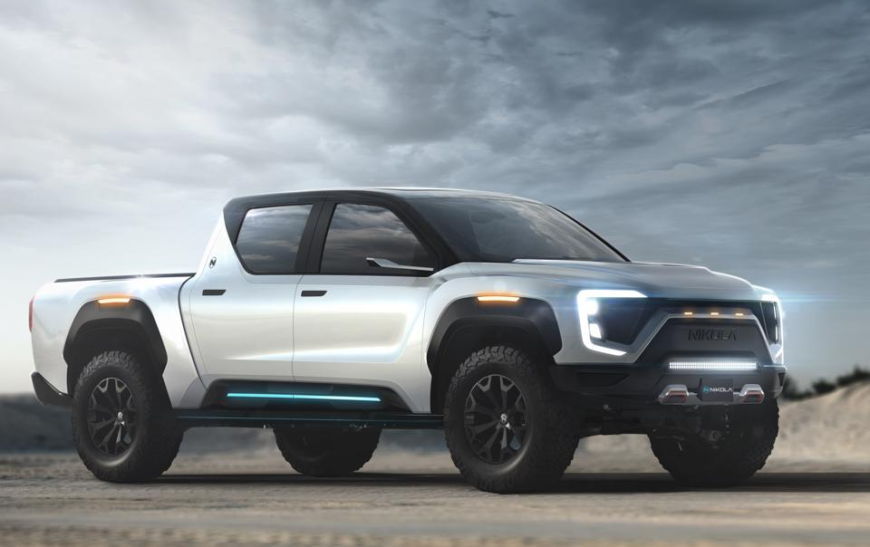 Reservations for the electric Badger pickup