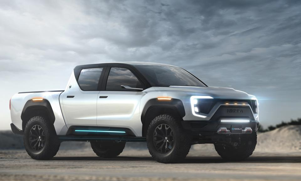Reservations for the electric Badger pickup, available as a battery-only model or with an additional hydrogen fuel-cell powertrain, began on June 29.