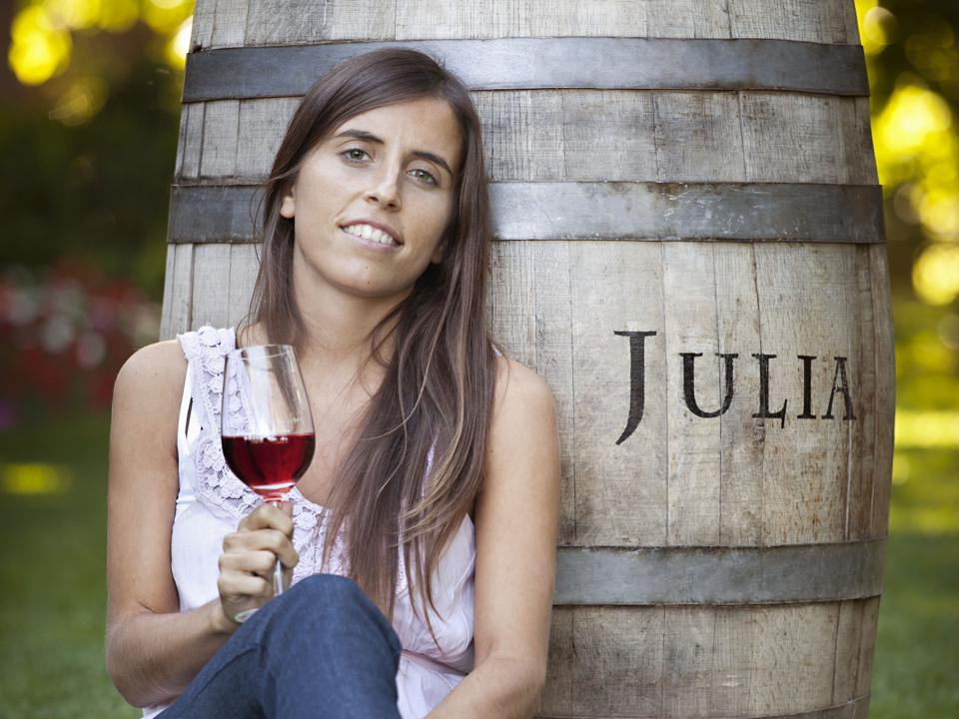 women in wine, Argentina, organic vineyard