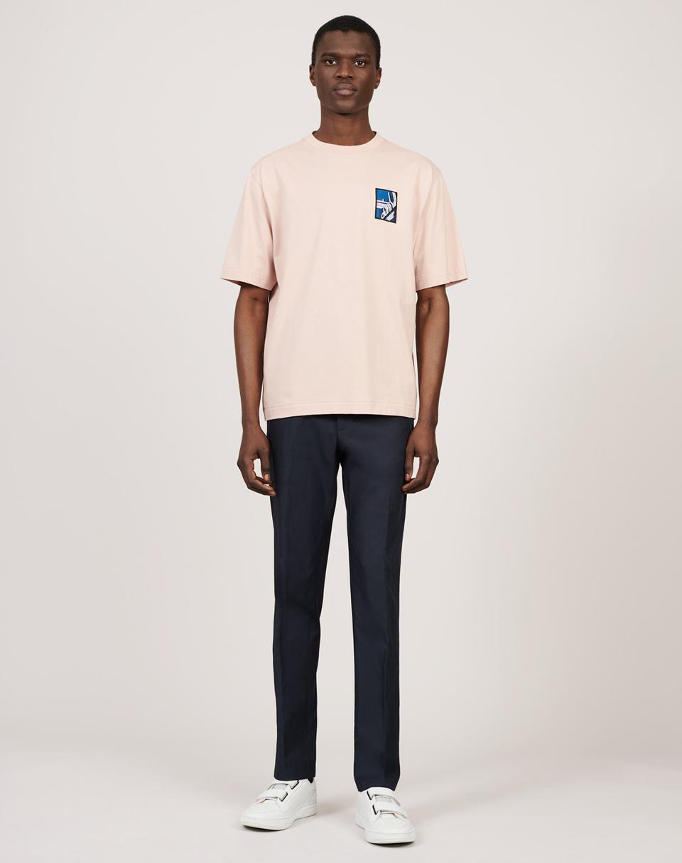 dunhill x Kenta Cobayashi Ginza Embroiodery T-Shirt