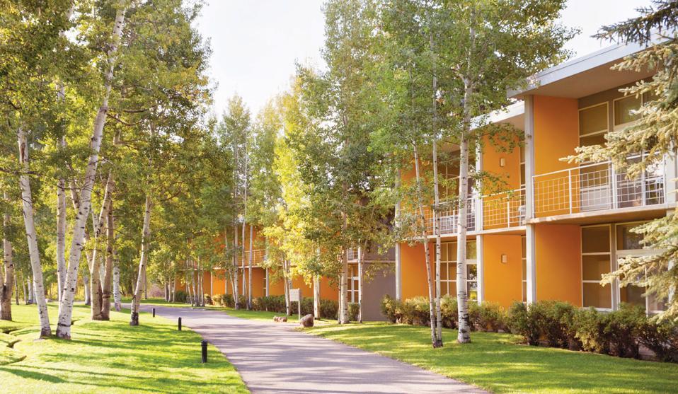 Aspen Meadows Resort