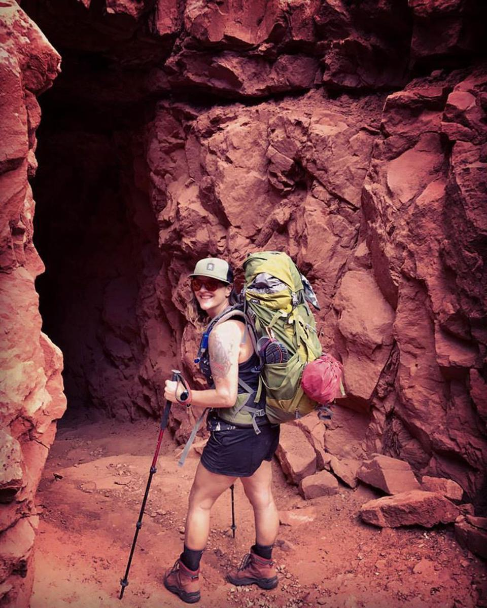 Grand Canyon National Park backpacking